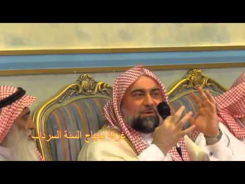 الشيخ الشيعي المهتدي حسين المؤيد ينسف دين الشيعة