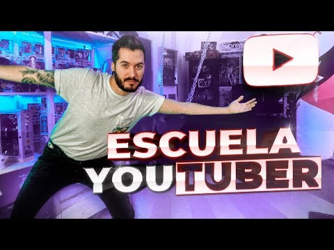 ESCUELA YOUTUBER