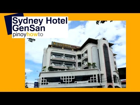 General Santos City in the Philippines: General Santos – Sydney Hotel | Pinoy How To