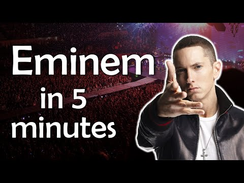 Eminem in 5 Minutes - Learn more about Eminem