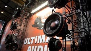 Обзор акустических систем Ultimate AUDIO - professional car audio system