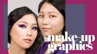 Макияж глаз Тенденции и графика в макияже