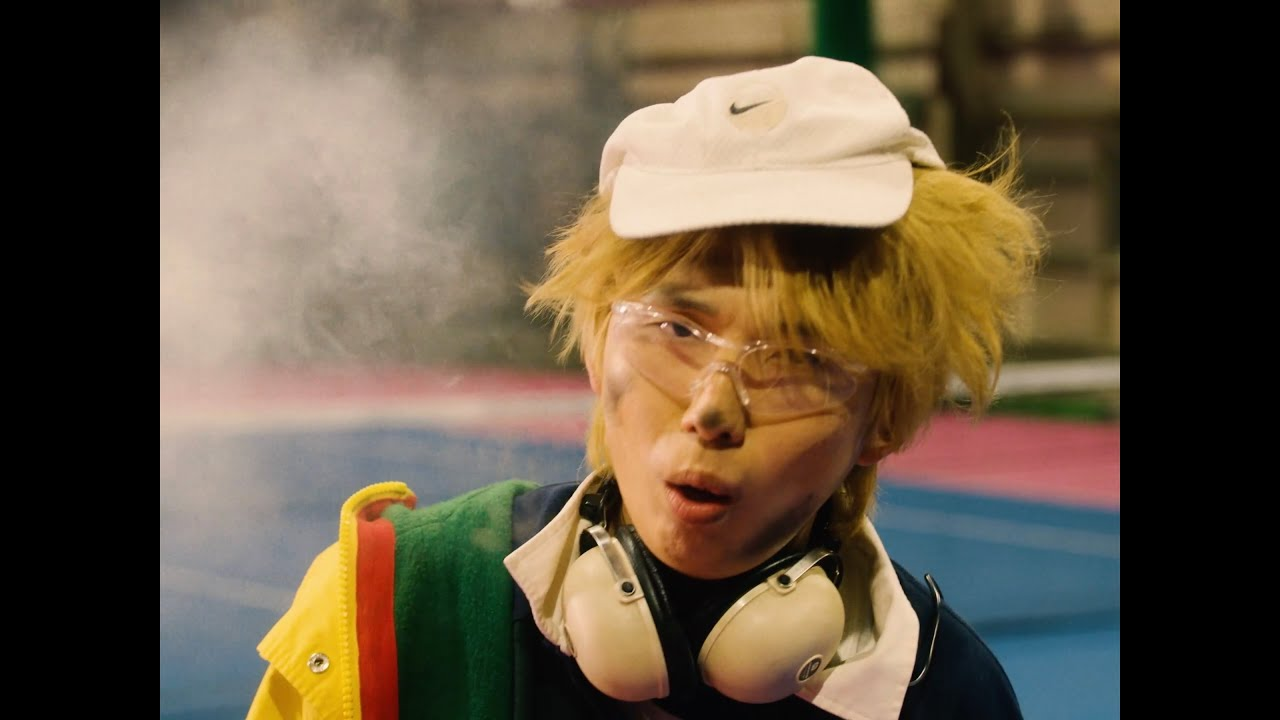Mega Shinnosuke - Sports (Official Music Video)