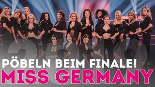 PÖBELN beim Miss Germany Finale 2019!