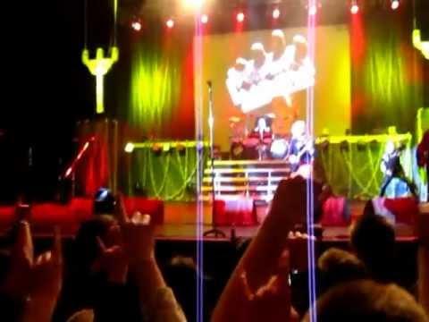 Judas Priest - Breaking The Law (live@Palace of Sports Kiev 16/04/2012)