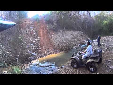 One Day On ATVs
