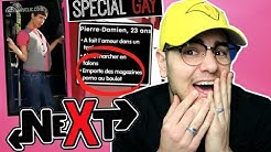 LA HONTE DU PAYS #8 - NEXT MADE IN FRANCE (GAY)