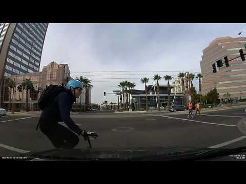 Bicycle Accident 2017-02-14 Columbus and Central