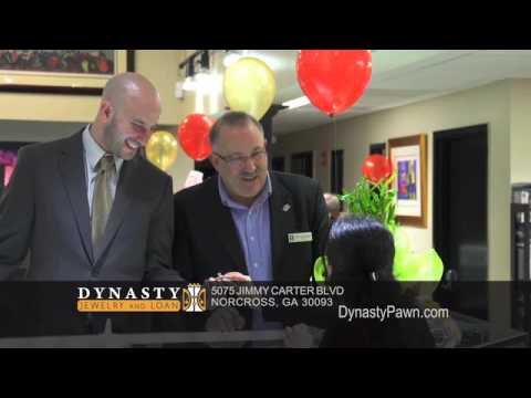 Dynasty Jewelry and Loan's Commercial on Univision!
