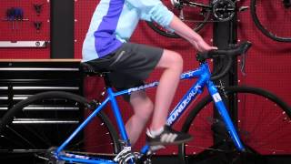 How to Fit and Size a Kids Road Bike