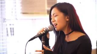 何雁詩Stephanie Ho-愛需要勇氣 the live jam
