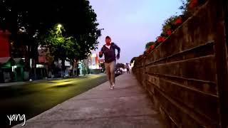 Menunggu Kamu di sini ( by ANJI ) video cover @Gudang Garam Kediri