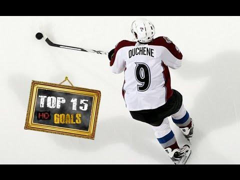Matt Duchene Top 15 Goals | HD |