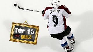 Matt Duchene Top 15 Goals | HD |