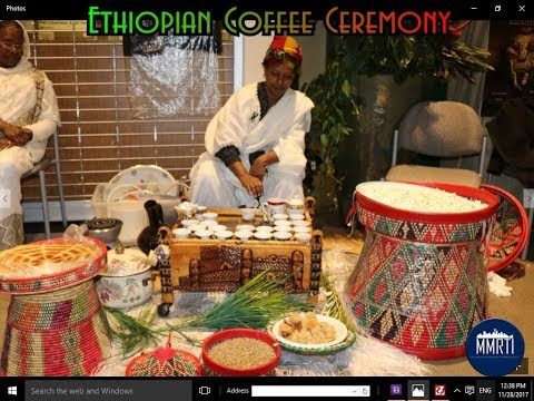 Culture Share : Ethiopian food, coffee ceremony, dance and music