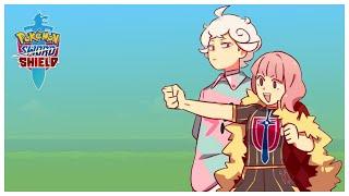 You Look Fine The Way You Are (Pokemon Sword & Shield Comic Dub)
