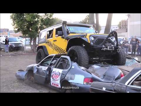 Jeep Crawl Ace Cafe Orlando - 365 Jeep Life