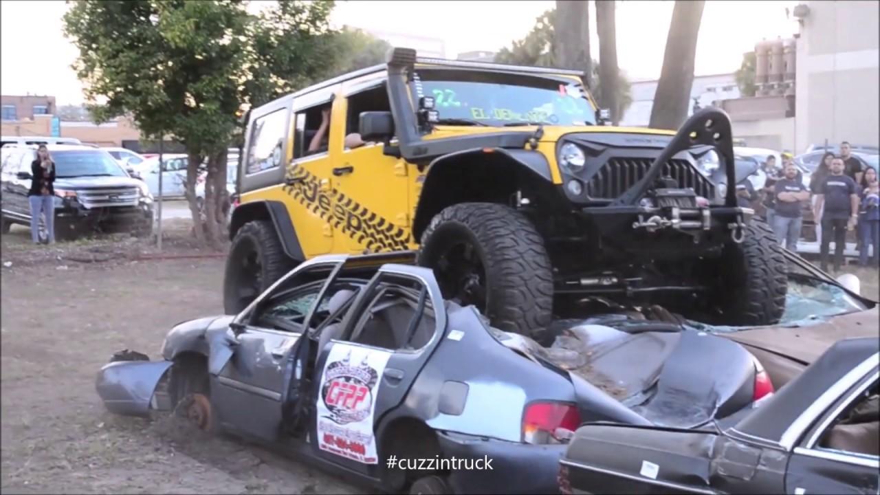 Jeep Crawl Ace Cafe Orlando 365 Jeep Life Youtube