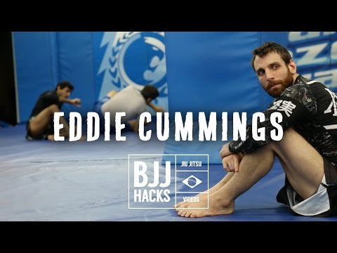 Eddie 'Wolverine' Cummings: No-Gi Leglock Specialist || BJJ Hacks in NYC