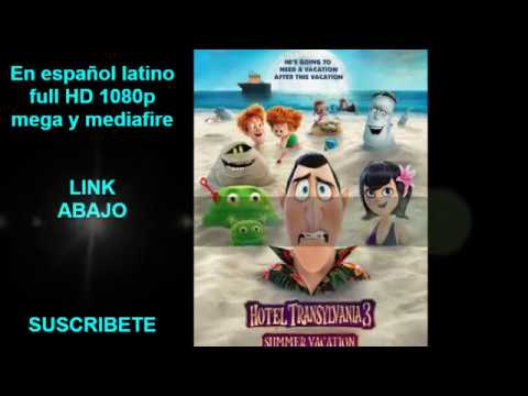 Descargar Hotel Transylvania Brrip Latino Mf