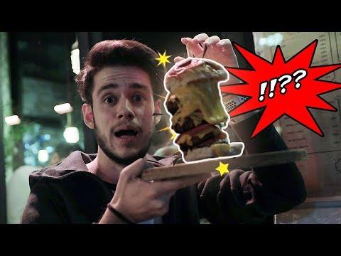 $1 Burger vs. 50$ Burger
