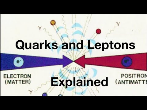 Quarks and leptons for beginners: from fizzics.org