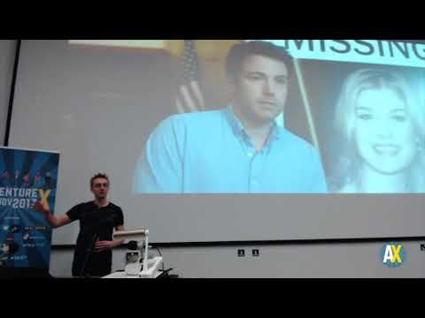 AdventureX 2017: Chris Payne  Storytelling with Cameras
