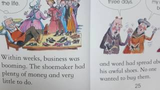 Annie-Usborne Young Reading #The Elves and the Shoemaker