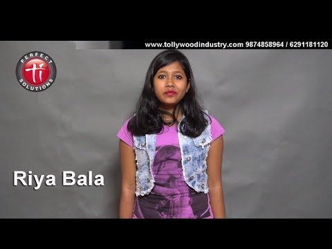 Audition Of Riya Bala For A Bangla Serial | Bangla Serial Auditions In Kolkata