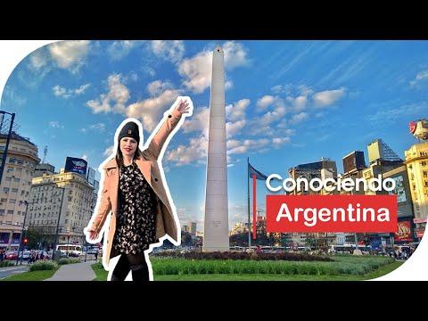 Viaje De Colombia A Argentina  - Blog 1 // Estudiar Y Vivir En Argentina