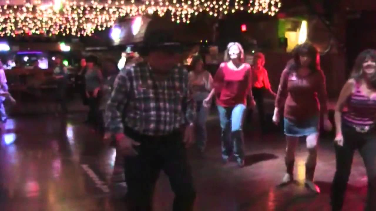 Bang Bang line dance at The Barn In Sanford for America's ...
