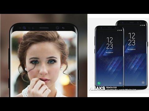 Top 5 Samsung Galaxy S8 Design & Spec Leaks