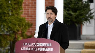 COVID-19 update: Trudeau says 'millions of masks' coming from China | Special coverage