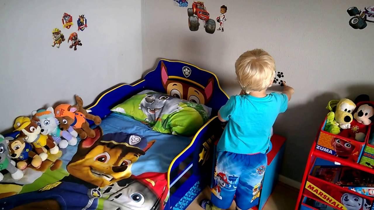 Paw patrol slaapkamer / bedroom
