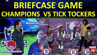 Briefcase Game | Game Show Aisay Chalay Ga League | TickTock Vs Champion