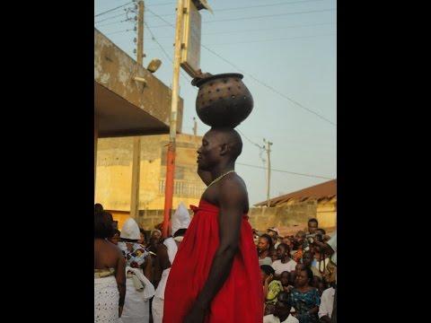 Danse au Bénin