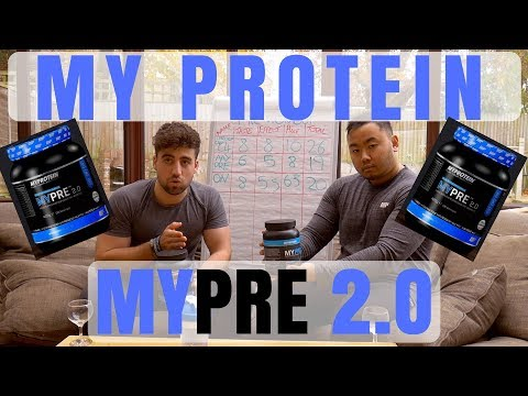 HONEST Product Review | NEW MYPROTEIN MYPRE 2.0 Preworkout