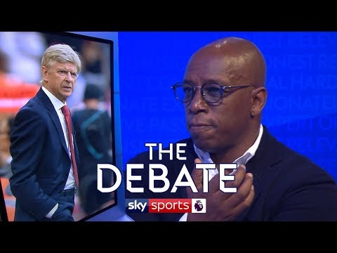 Time for Wenger go? | The Debate with Ian Wright & Jamie Redknapp