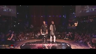 Les Twins | Fusion Concept 2015 Open SHOW | OFFICIAL VIDEO
