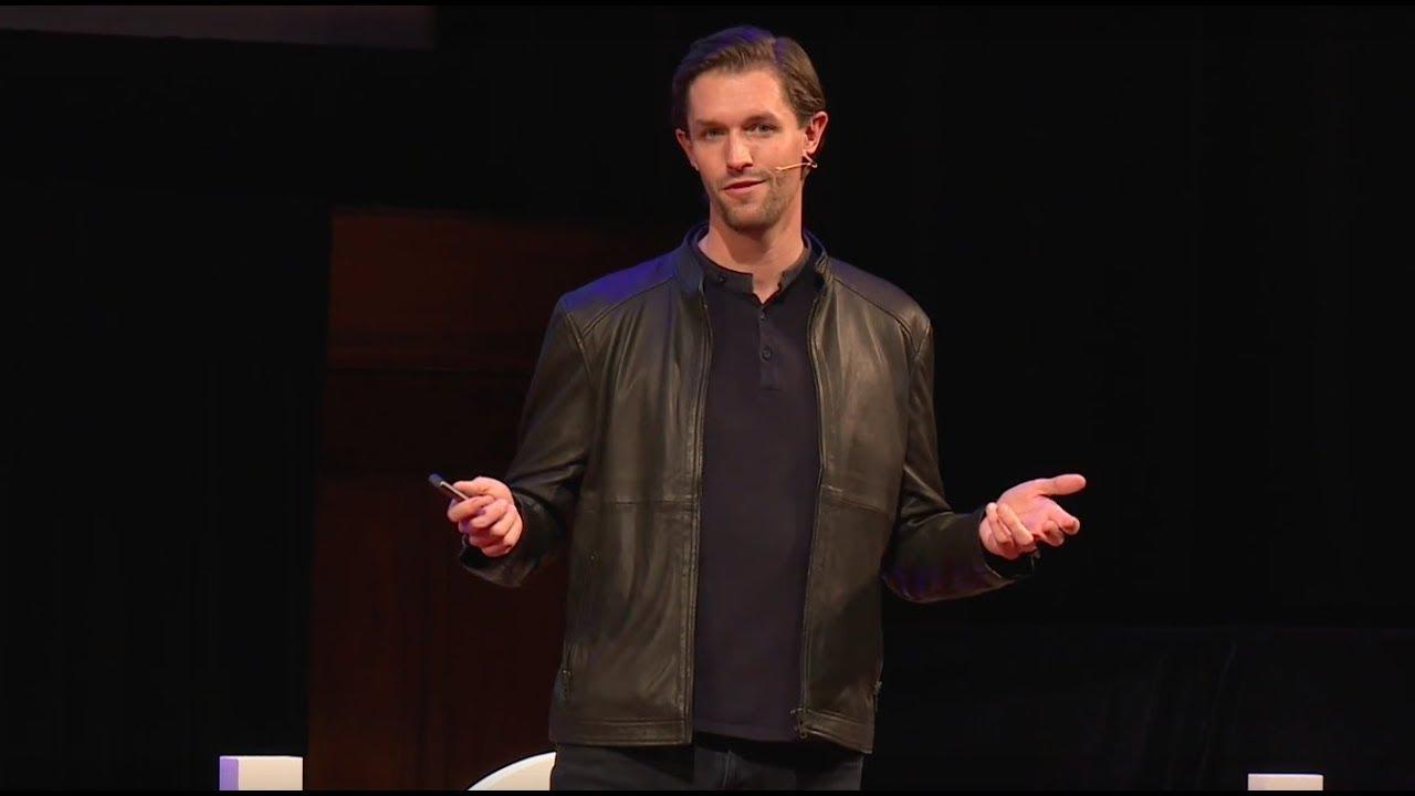 7 Continents, 1 Leap of Faith | Mark van der Heijden | TEDxAUCollege