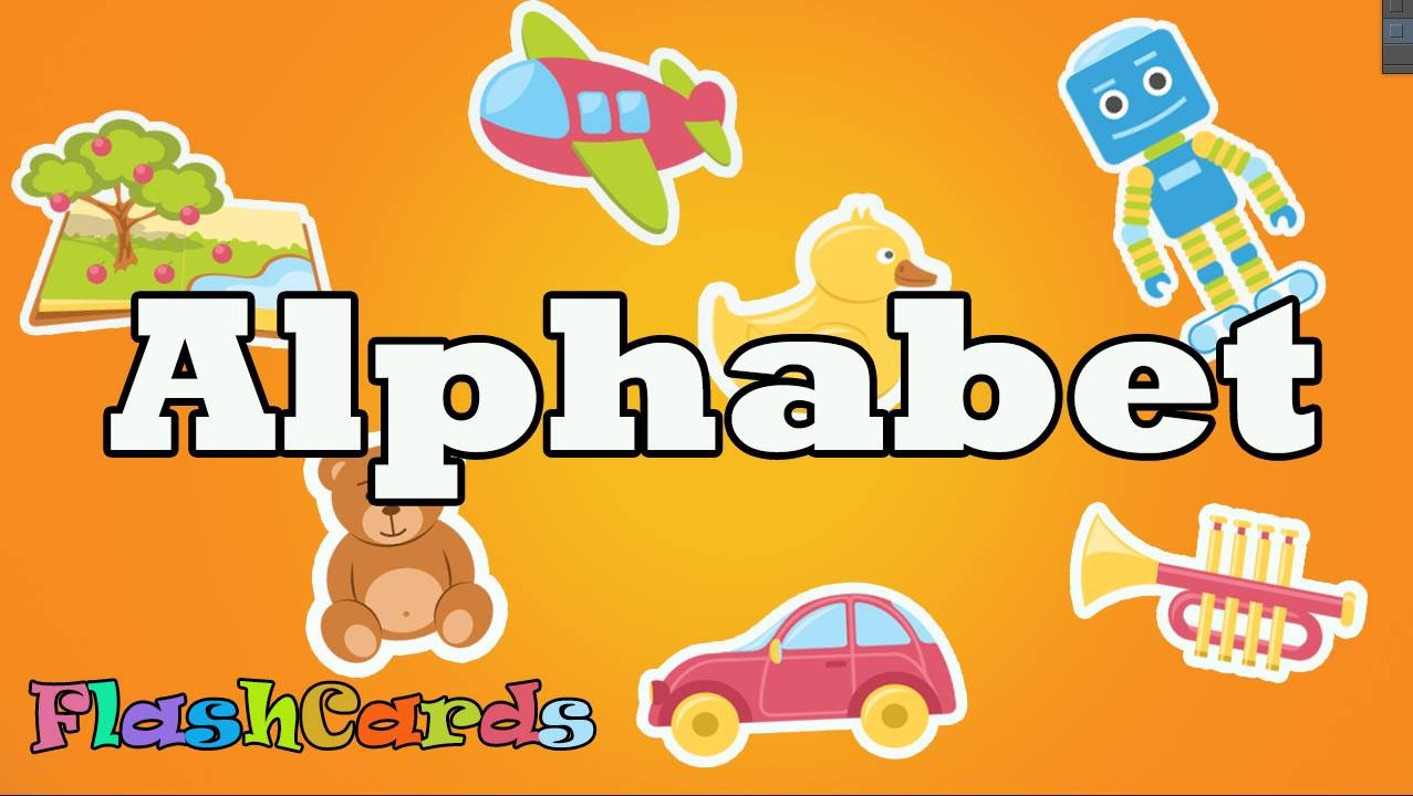 image about Abc Flash Cards Printable identified as [Flashcards for little ones - Alphabet ] Little ones find out /analyze abc No cost Printable Flash Playing cards