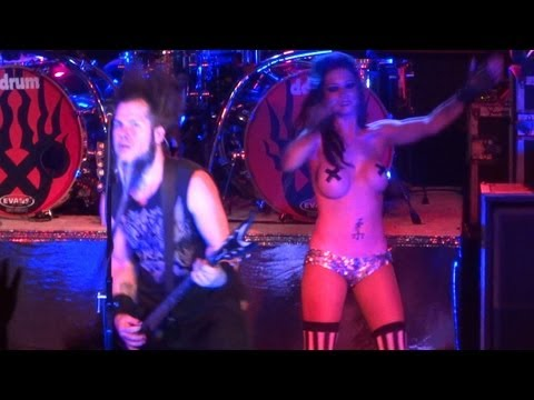 Static X Wayne Static Assassins Of Youth Live Pieres 8