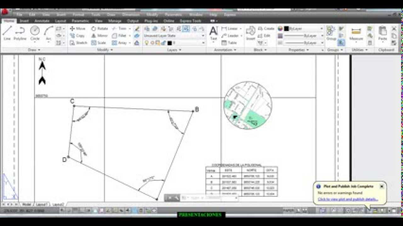 Localización De Una Casa En El Mapa: PLANO DE LOCALIZACION
