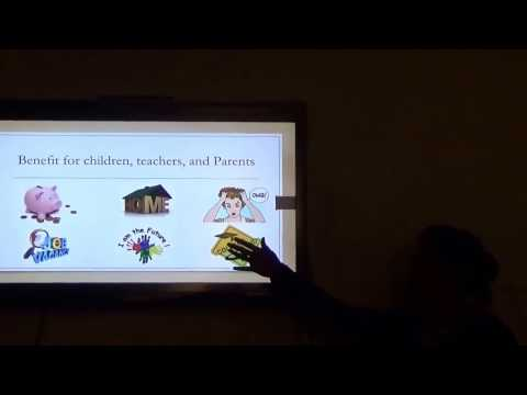 Speech Presentation: Should the State Provide Free Preschool Services to all Children?