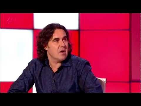 Micky Flanagan Calls Jedward Dickheads