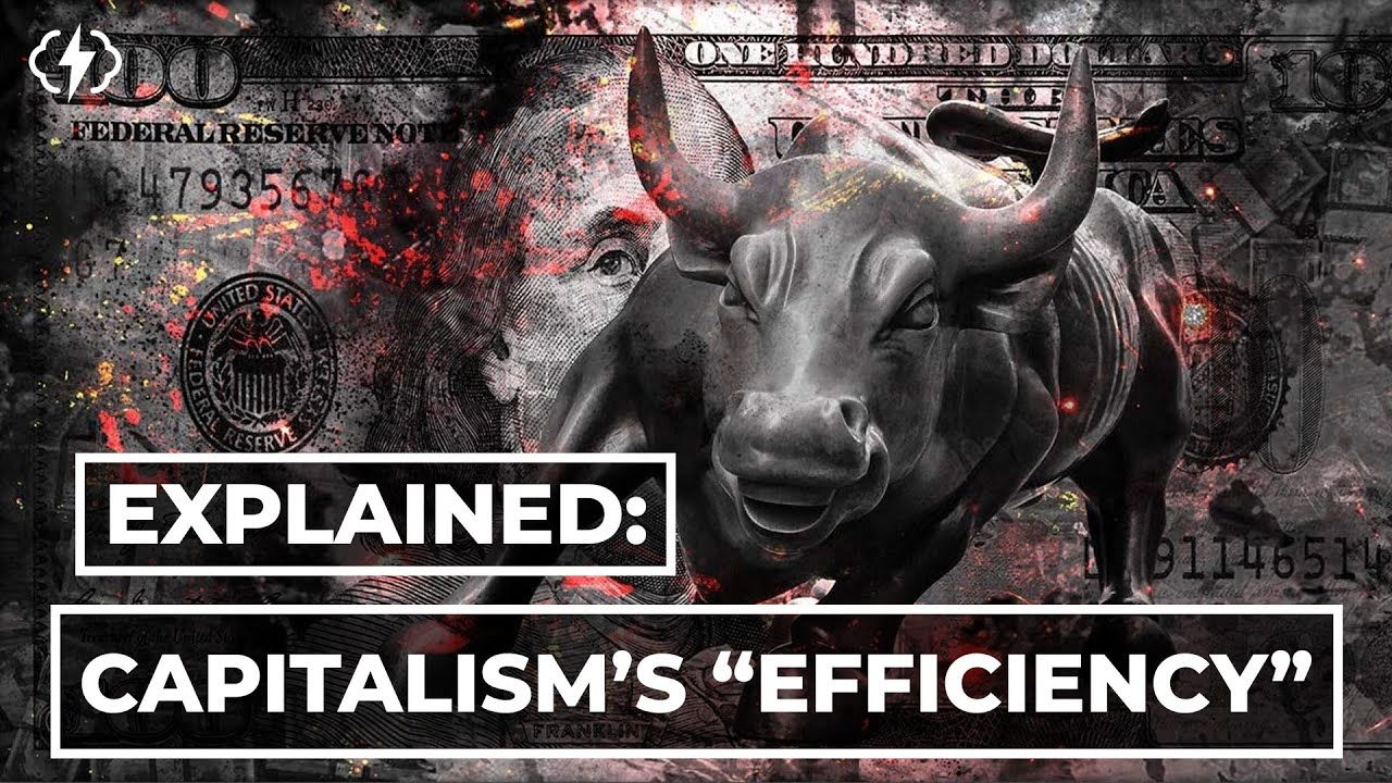 Is Capitalism Actually Efficient?