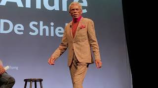 André De Shields Sings In the Midnight Hour at The Schomburg Center