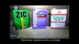 видео Какое масло заливать в дизельный двигатель