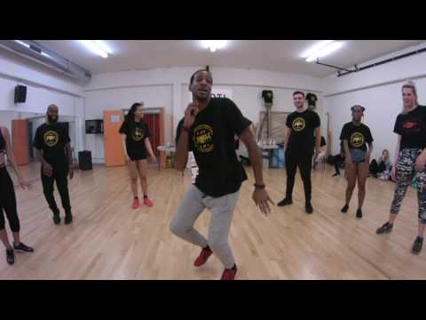 NO KISSING BABY - Dancehall Choreography by Shady Squad ( Patoranking ft. Sarkodie )