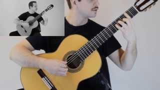 """Como tocar """"El baile y el salon"""" de Cafe tacuba en guitarra"""